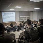 Le 1er régiment de tirailleurs et les agents de police de la SNCF