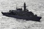 U.K. deploys Type 23 frigate HMS Richmond to stop migrant smuggling