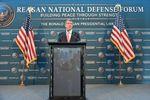 Le ministre américain de la Défense met en garde contre un conflit en mer de Chine méridionale