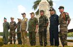 Coopération militaire franco-brésilienne de lutte contre les trafics transfrontaliers illégaux
