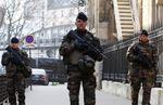 Protection des Français : l'armée mobilisée en appui des forces de sécurité intérieure
