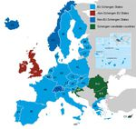 L'UE finalise son projet sensible d'un corps européen de gardes-frontières