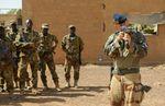 Barkhane : Formation des forces armées maliennes