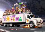 USA - Le plan macabre de la FEMA et ses camps de concentration (Doc) [VF]
