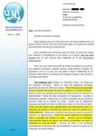 Courrier de l'UNSA 160803 - Canicule