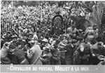 6 février 1956 : la mort de la IVeme République avant l'heure.