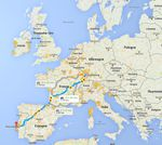 Goldwing - Voyages en Europe du Unsersbande