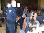 Amendes de police de la ville d'Orange + 53%.