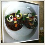 Muffins, cupcakes, pastas & burgers