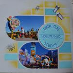 UNIVERSAL STUDIOS HOLLYWOOD....