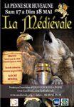 LSF SUD à la Médiévale de la Penne sur Huveaune : Samedi 17 et Dimanche 18 Mai