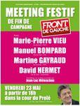 Européennes : Meeting festif à Nîmes le 23 mai !