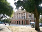"le ""Teatro da Paz"" de Belem"