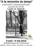 Exposition de Lucie Le Jeanne