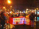 Face au harcèlement policier contre les travailleuses chinoises à Belleville : organisons la résistance ! /  面对警察对美丽城工作的中国妇女的压迫和羞辱:组织起来反抗!