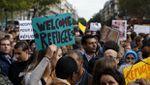Sur la question des réfugié-es