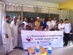 Aout 2014 : Tiwizi59 accompagne la caravane médicale organisée par Tiwizi IDF au profit des habitants de Tanalt (commune au Sud du Maroc)