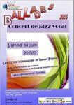 """2ème salon """"ART'Présent""""... et 1 concert à Saulieu du 11 au 26 juin 2016"""