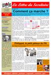 """la lettre du secrétaire #128: """"Philippot, le petit pèteux du FN"""""""