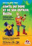 """Spectacle pour enfants """"Conte du Pope et de son ouvrier Balda"""" d'après Pouchkine"""