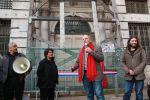 Nice l'humain d'abord : Inauguration du siège de l'Observatoire citoyen (Place St François)