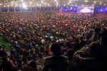 Plus de 25 000 à louer Dieu...en plein désert !