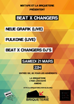 Mixtape invite Beat X Changers