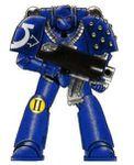 """Space marine en armure MK6 """"corvus"""""""