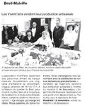 Le 13 novembre les Invent'arts vendent leur production artisanale