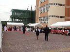 INAUGURATION DU NOUVEAU BÂTIMENT DE L'UNIVERSITÉ CATHOLIQUE DU CONGO (UCC)