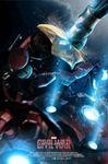 Captain America : Civil War : 2 Fan Arts