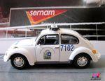 VW COX ESCARABAJO POLICIA 1979 POLICE MEXICAINE