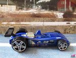 TOR-SPEEDO HOT WHEELS 1/64
