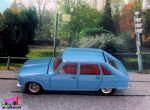 RENAULT 16 1965 DINKY TOYS - R16 MECCANO