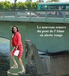 Exclusif : Ségolène Royal bientôt sous les ponts de Paris !