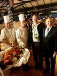 CAFÉ DE PARIS 23.10.2015 OKTOBER FEST ET LES ANGES GARDIENS DE MONACO