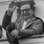 11 septembre 73 : Salvador Allende était renversé par un coup d'Etat avec l'aide des Etats-Unis...