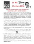 "Mr. Being Octobre 2016 - Droit d'alerte Open Space et Mutuelle ""Responsable"""