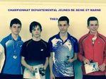 championnat départemental jeunes de seine et marne