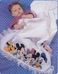 Couverture Disney en point de croix