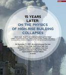 Les 3 tours du WTC ont fait l'objet d'une démolition contrôlée