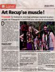 L'Art Récup' se muscle