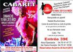 Un spectacle cabaret salle d'Alançon