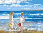 L'été: la Pêche dans tous ses États