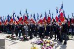 16 mai 2015 - La Flamme de la Nation au Mémorial National des Marins Morts pour la France