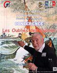Le rayonnement de l'association  Aux marins : Conférences - expositions  par les bénévoles Georges Kevorkian et Hubert Michéa