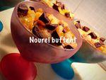 Tiramisu crème chantilly /aux fruits