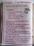 Livre Recettes Brodées de Mamigoz: Magret de Canard aux Mirabelles