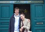 """Deux étudiants grecs """"en résidence"""" à Quimper"""