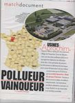 Aprochim filiale de Chimirec : article de Paris Match